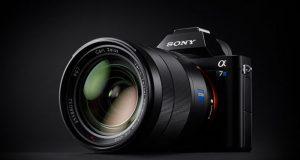 Первая компактная полнокадровая 4K-камера α7S от Sony