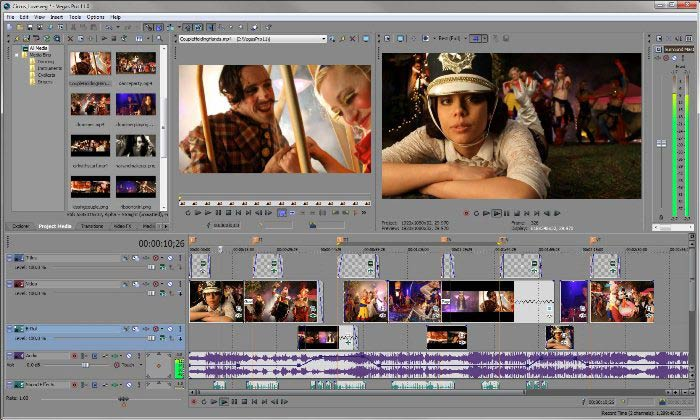 видеоэффекты для Sony Vegas Pro 13 - фото 2