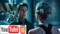 Фантастический боевик «Грань будущего»: стерео-трейлер на YouTube 3D