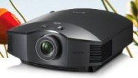 Домашний FHD 3D-проектор Sony VPL-HW40ES уже в продаже: информация, цена