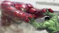 Главные герои 3D-сиквела «Мстители: Эра Альтрона» – в едином концепт-арте