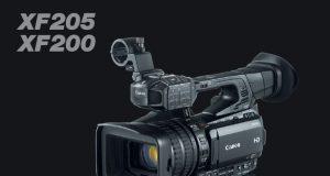 Камкодеры Canon XF205 и XF200: профессиональное качество в компактном дизайне на выставке NAB Show 2014