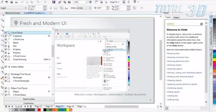 CorelDRAW Graphics Suite X7 RUS
