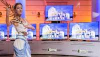 Smart-телевизоры Samsung-2014: изогнутый Ultra HD и другие