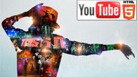 «Майкл Джексон: Вот и всё»: подборка YouTube стерео 3D-видео