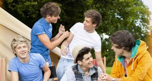 «Live while we're young»: YouTube 3D-клип бой-бэнда One Direction
