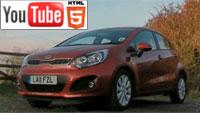 YouTube стерео 3D: тест-драйв Kia Rio третьего поколения