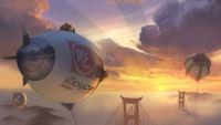 Город героев 3D (Big Hero 6) от Marvel и Disney Pictures: описание персонажей
