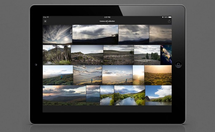 Lightroom Mobile: инструменты для фотообработки теперь и на iPad