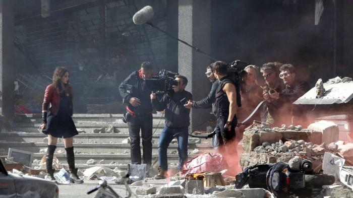 «Мстители: Эра Альтрона»: подборка материалов со съёмочной площадки