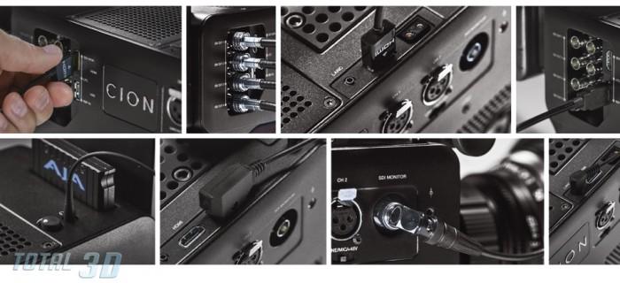 AJA CION: профессиональная плечевая 4K/UHD/2K/HD камера за $9000