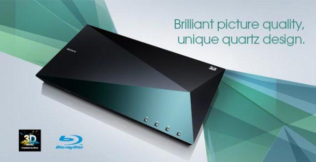 Sony представила новую линейку Blu-ray-проигрывателей