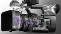 Профессиональный камкордер Sony XDCAM PXW-X180: скоро в продаже