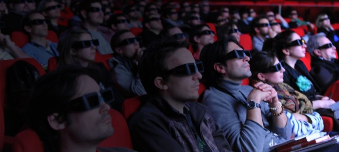 Проекционные 3D-системы Volfoni на Российском Международном Кинорынке 2014
