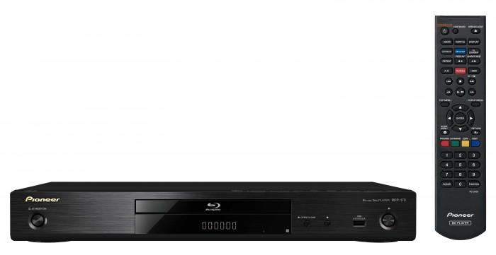 BDP-170 – новый Blu-ray 3D плеер от Pioneer