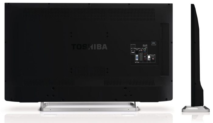 Toshiba L74: новая линейка Smart 3D-ТВ скоро в России
