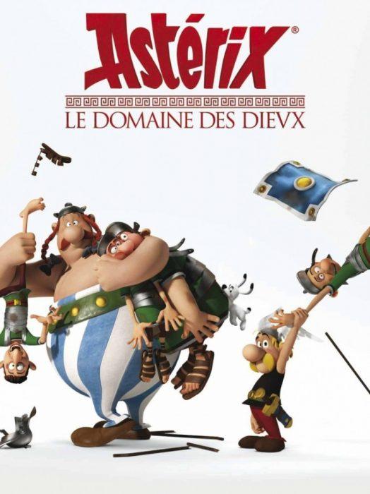 Asеrix: Le domaine des dieux