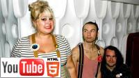 Shannon and the Clams: живое выступление на YouTube 3D
