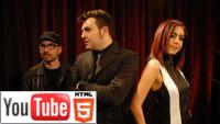 Живое выступление группы The Autoramas на YouTube 3D
