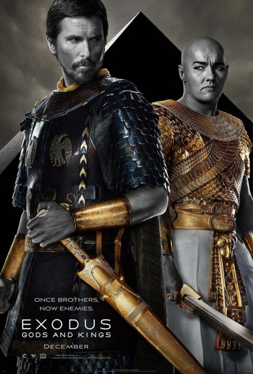 Exodus Gods and Kings (2014) Torrent Download Kickass