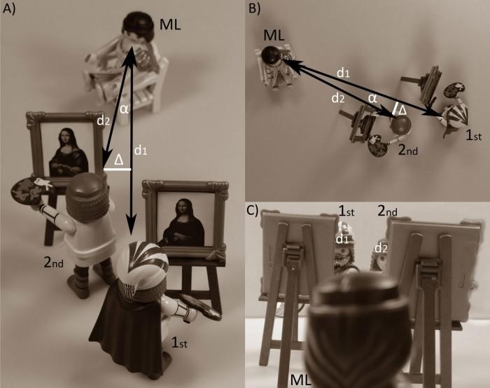 «Мона Лиза» Леонардо да Винчи – первый стерео 3D-портрет в истории?
