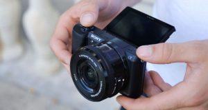 Компактная камера Sony α5100 со сверхбыстрым автофокусом: скоро в России