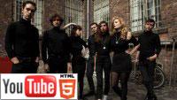 Живое выступление The Mentalettes на YouTube 3D