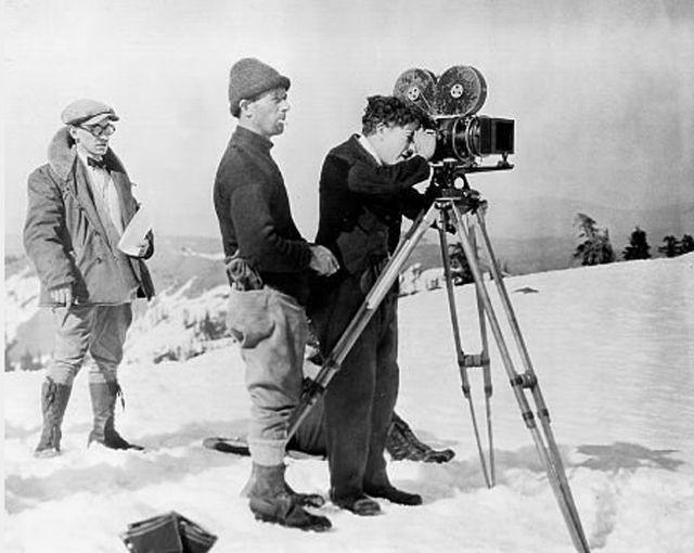 Немое кино в стереоформате: Чарли Чаплин на YouTube 3D