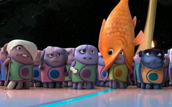 3D-анимация «Дом»: новые подробности и трейлер