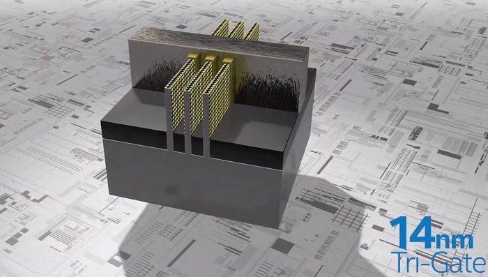 Intel начала производство 14-нм процессоров