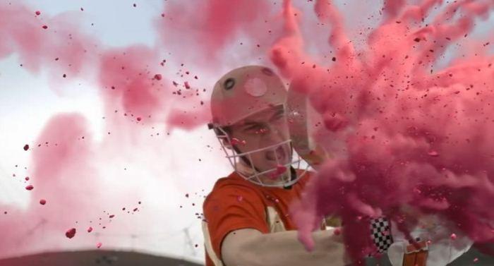 YouTube 3D: парочка спортивных демо от LG