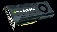 NVIDIA Quadro K5200, K4200, K2200, K620 и K420: новые профессиональные ускорители