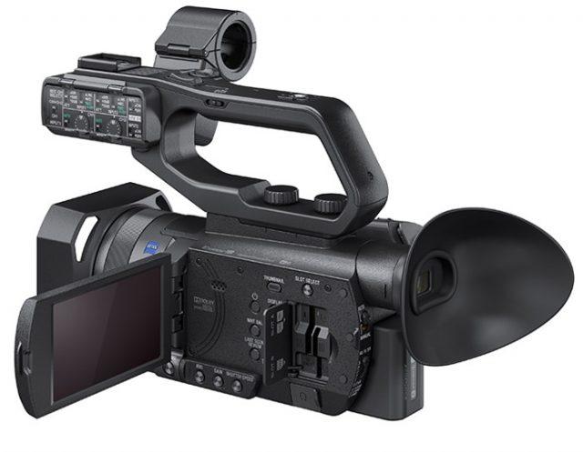 Sony PXW-X70: профессиональная компактная камера XDCAM с возможностью апгрейда до 4K