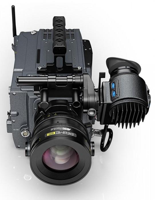 6K 65-мм ARRI ALEXA 65: перерождение цифрового широкоформатного кино