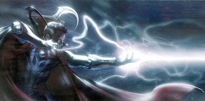 «Доктор Стрэндж» (Doctor Strange) в 3D