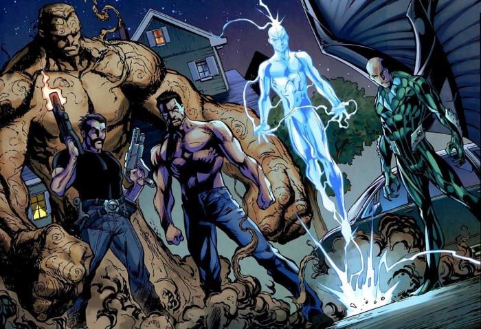 «Зловещая шестёрка» (The Sinister Six) в 3D