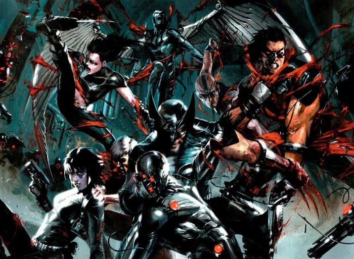 «Сила Икс» (X-Force) в 3D