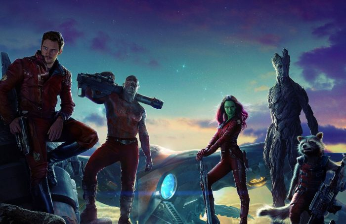 «Стражи Галактики 2» (Guardians of the Galaxy 2) в 3D