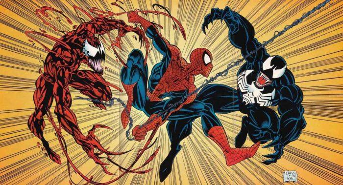 «Веном» (Venom) в 3D