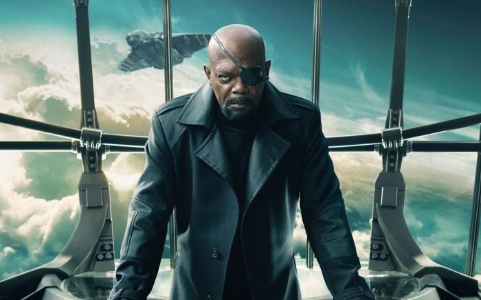 «Ник Фьюри» (Nick Fury) в 3D