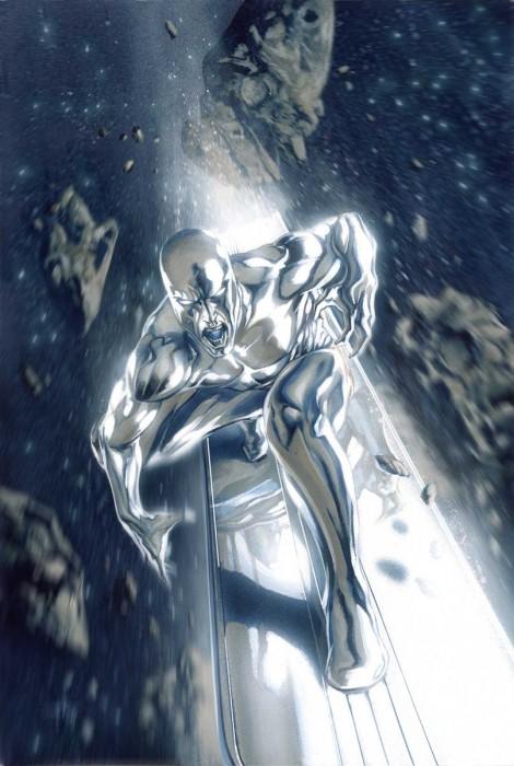 «Серебряный Сёрфер» (Silver Surfer) в 3D