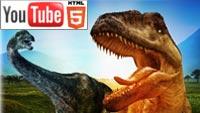 Динозавры Патагонии: 40-минутная документалка на YouTube 3D