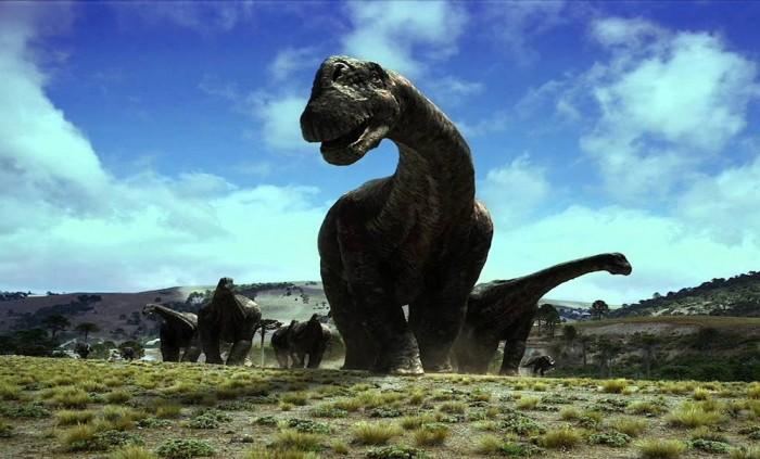 Динозавры Патагонии (Dinosaurs: Giants of Patagonia): 40-минутная документалка на YouTube 3D