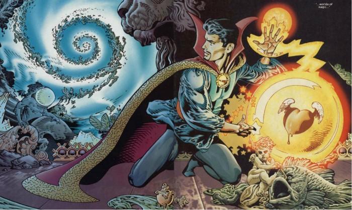 Слухи: первые подробности о 3D-ленте «Доктор Стрэндж» (Doctor Strange)