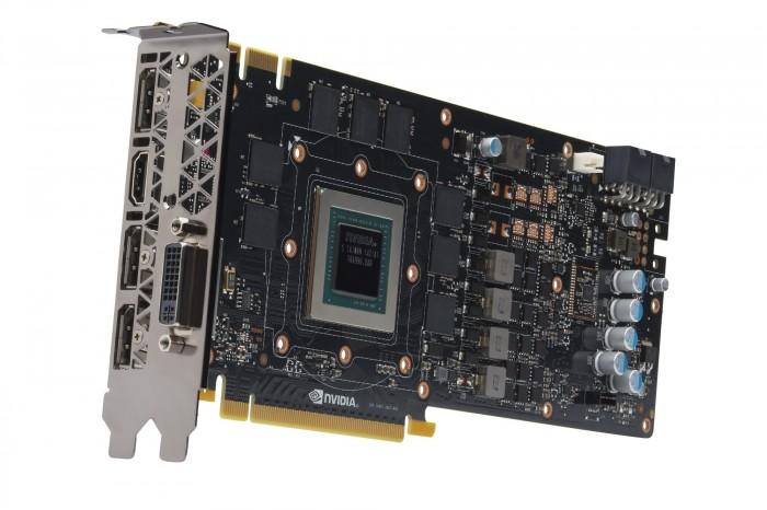 Графические процессоры NVIDIA GeForce GTX 980 и 970 на базе архитектуры Maxwell