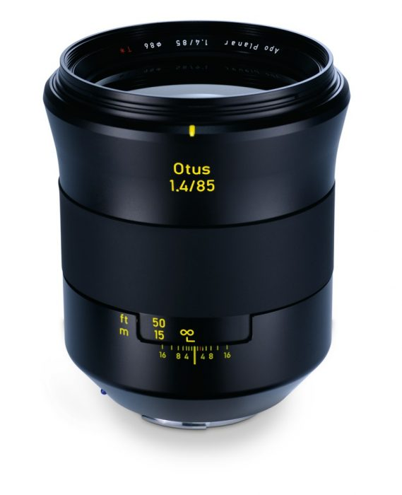 Объективы Zeiss Otus 85mm f/1.4 Apo Planar T*
