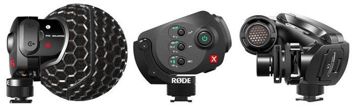 RØDE Stereo VideoMic X: профессиональный накамерный микрофон за $800