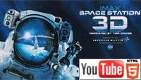 Космическая станция в 3D: 47-минутная документалка IMAX на YouTube