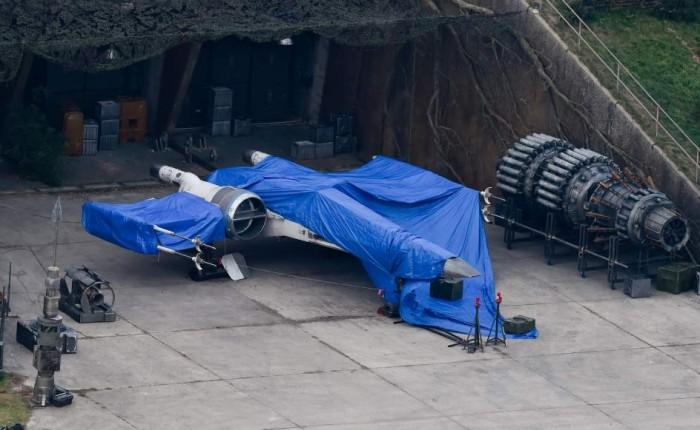 """""""Звёздные Войны: Эпизод 7"""" (Star Wars: Episode VII): свежие слухи и фото со съёмок"""