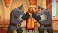 Три богатыря: Ход конем 3D: премьера мультфильма в Новый Год